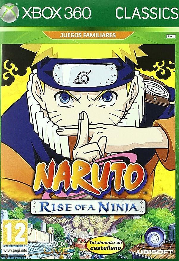 Naruto: Rise Of A Ninja: Amazon.es: Videojuegos