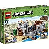 レゴ マインクラフト 砂漠地帯 21121 LEGO Minecraft 21121 the Desert Outpost Building Kit [並行輸入品]