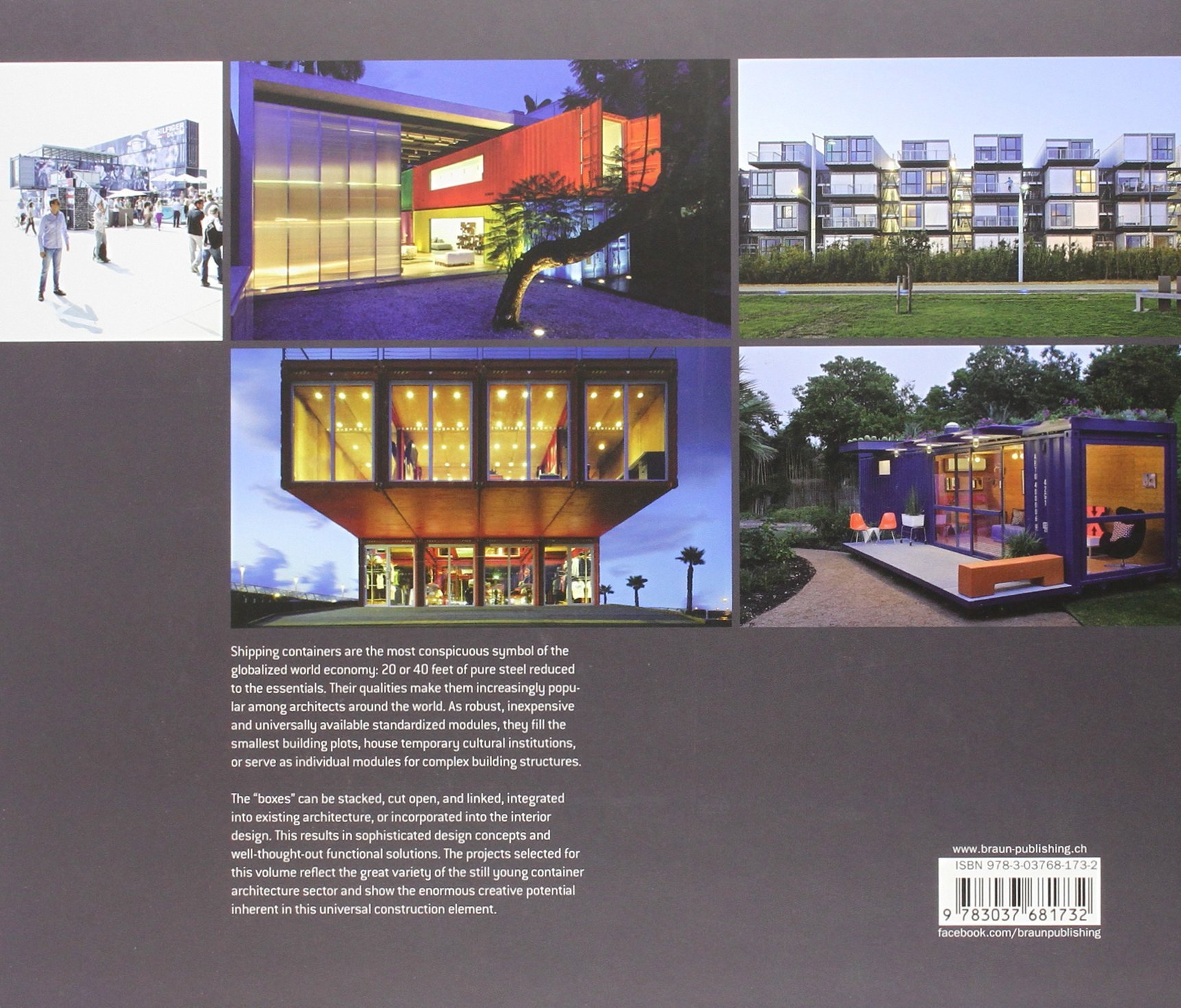 the box architectural solutions with containers sibylle kramer the box architectural solutions with containers sibylle kramer 9783037681732 amazon com books