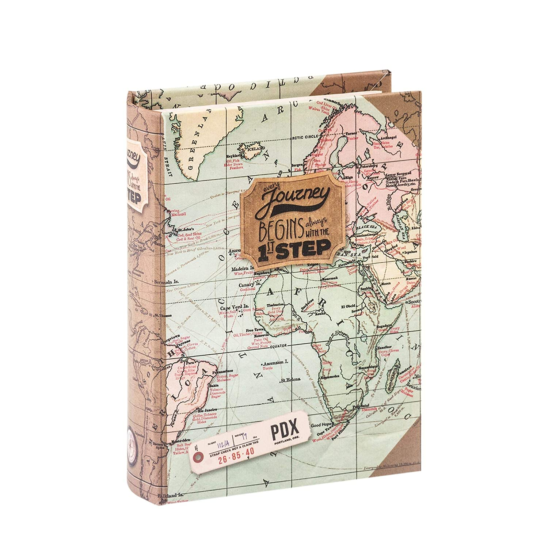 Carton LEGAMI Liens Once Upon a Time Bo/îte Livre 8.3/x 2.8/x 11/cm 8.3x2.8x11 cm Vert