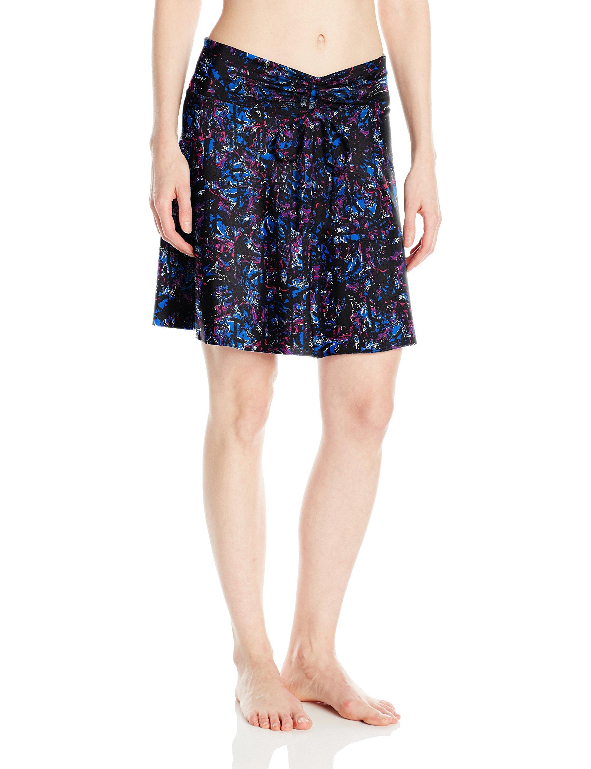 Soybu Women's Serendipity Skirt, Large, Slick by Soybu