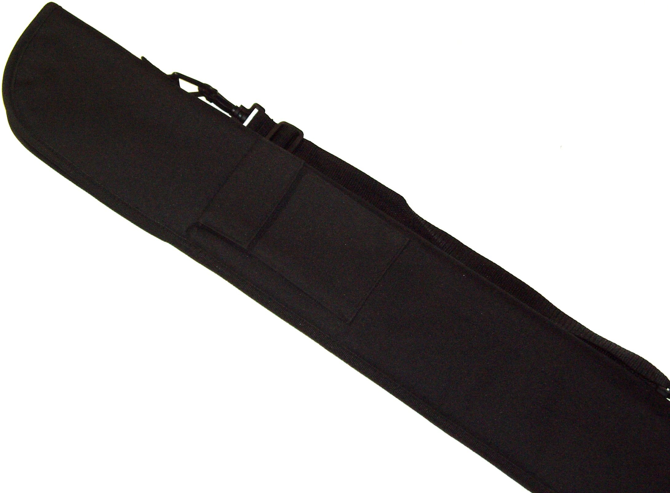 DELUXE SOFT PADDED CASE FOR 2 PIECE CUE**
