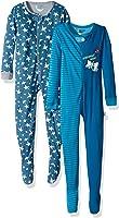 Goodnight Moon Toddler Kids Footie Pajama