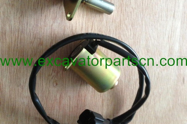 Aftermarket Solenoid Valve 206-60-51130 206-60-51132 For Komatsu PC200-6 PC210-6