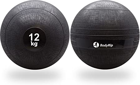 BodyRip - Balón Medicinal (12 kg, no rebota): Amazon.es ...