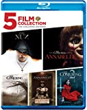 The Conjuring Universe 5 Movies Collection: The Nun + Annabelle: Creation + The Conjuring 2 + Annabelle + The Conjuring