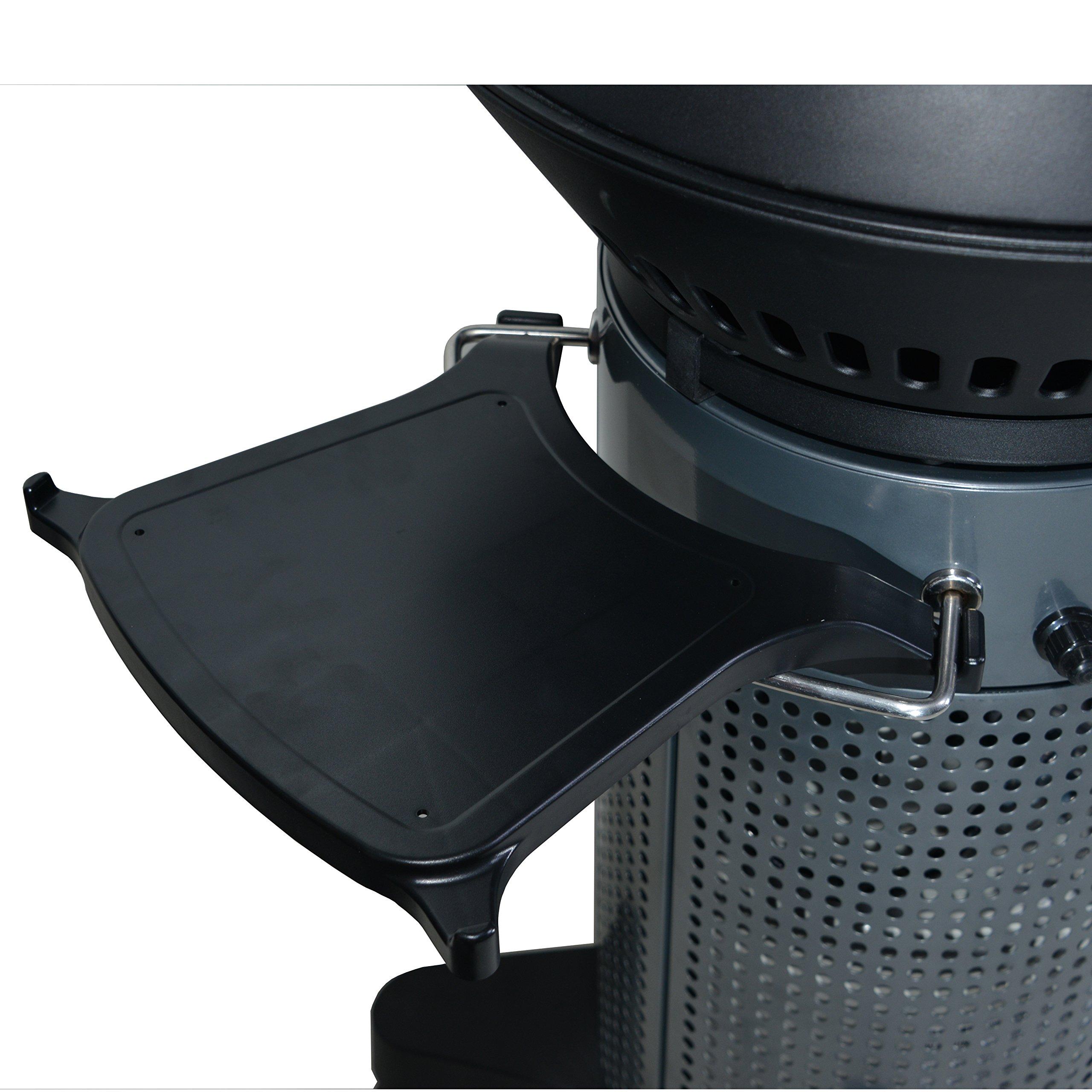 Fuego FEACS1 Element & Professional Clip-On Side Shelf