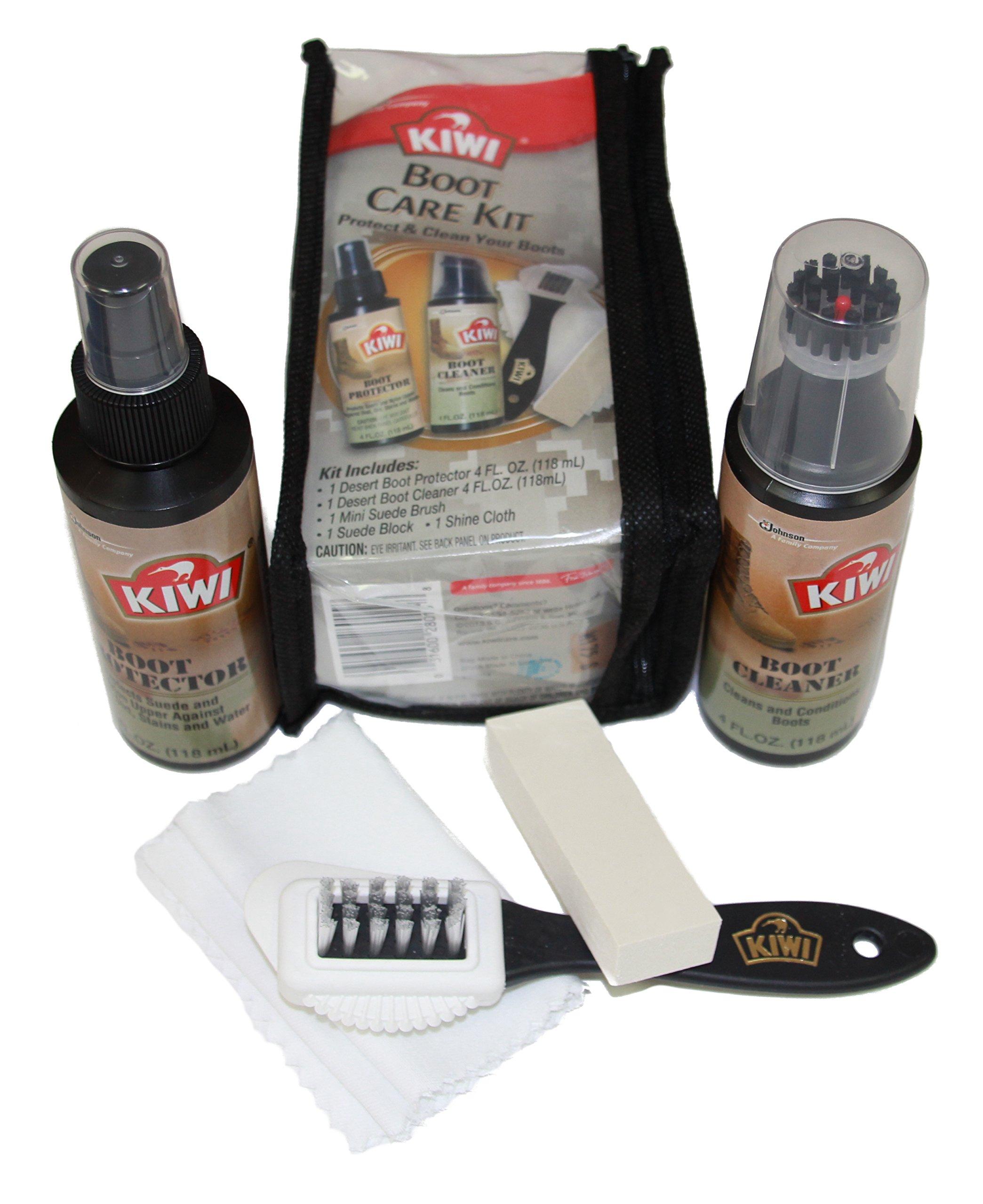 KIWI® Desert Boot Care Kit