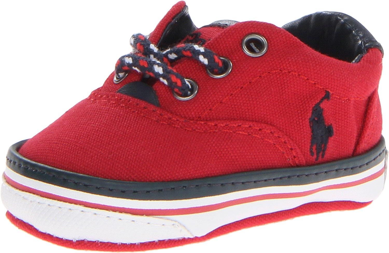 Ralph Lauren Layette Vaughn II Sneaker (Infant/Toddler) Vaughn II - K