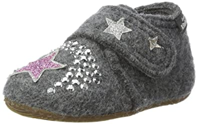 f87269999e6c6 Living Kitzbühel Baby Girls  Babyklettschuh Einhorn Aurora Shoes ...