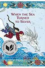 When the Sea Turned to Silver Paperback