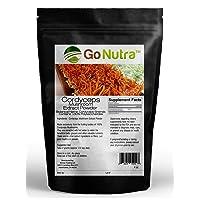 Cordyceps Mushroom Powder   Cordyceps Extract 30% Polysaccharides Non-GMO Pure Cordycep Powder 4 oz. (113 Grams)