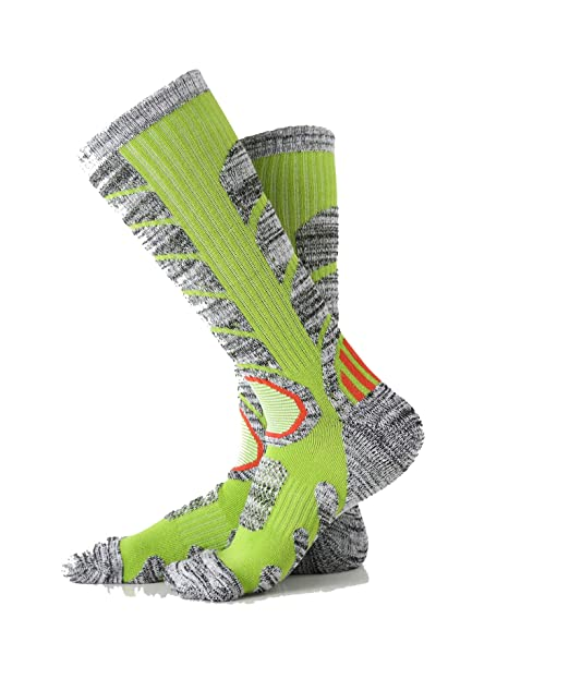 Daesar Calcetines Otoño e Invierno Calcetines de Senderismo Walking Calcetines Deportivos Ciclismo: Amazon.es: Ropa y accesorios