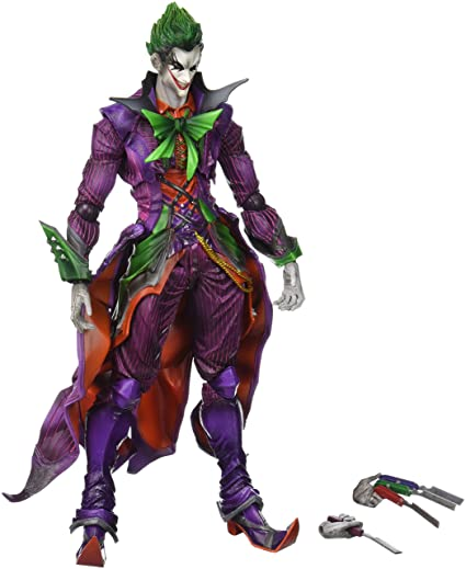 Square Enix DC Comics Variant Play Arts Kai: The Joker Action Figure