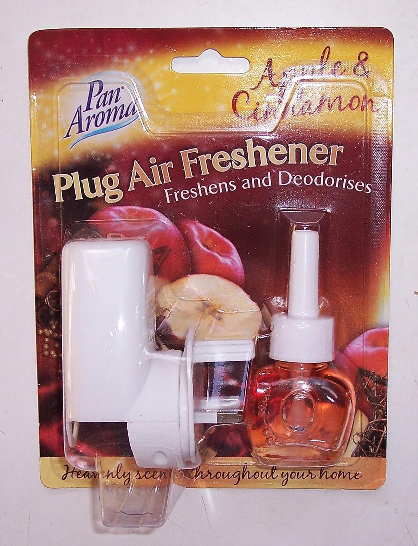 Pan Aroma Plug Lufterfrischer Apfel Zimt Küche Haushalt