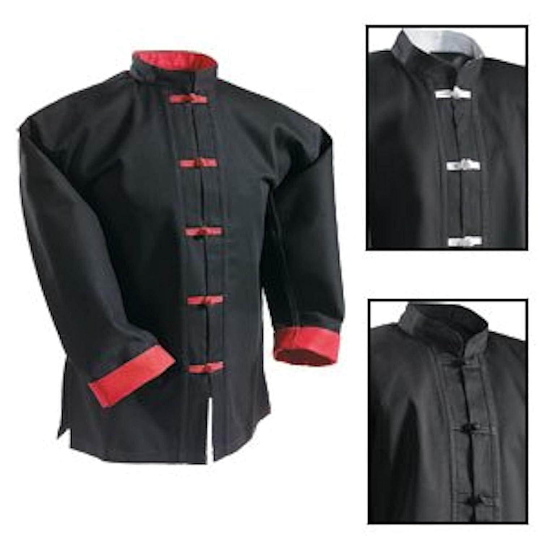 【在庫僅少】 世紀Kung B00DN9HP8K Fu Red Top Separate 8- ad XXXL Black XXXL w/ Red B00DN9HP8K, 英田郡:ead23808 --- a0267596.xsph.ru