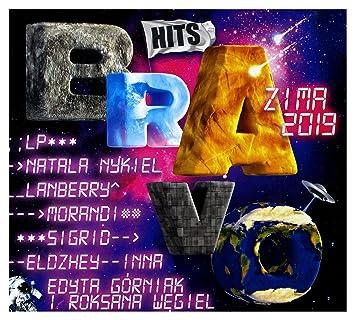 Bravo Hits Zima 2019 2cd Morandi Eldzhey Ariana Grande George