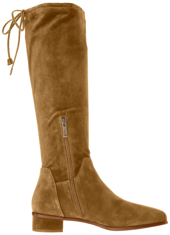 Aquatalia Women's Lisandra 9 Suede Over The Knee Boot B06W557J3Y 9 Lisandra B(M) US|Walnut 829631