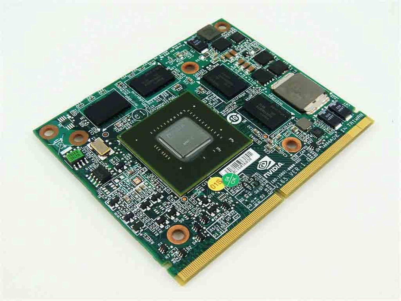 nVidia GT 130M GT130M N10P-GE1 VG.10P06.002 003 VG.10P0Y.002 laptop MXM A 3.0 DDR2 1GB VGA Video BD Graphics Card Module