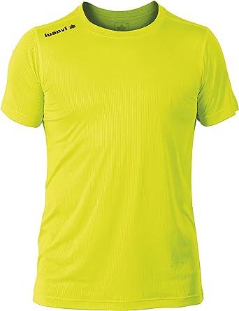 Luanvi Nocaut Gama Pack de 5 Camisetas, Hombre: Amazon.es ...