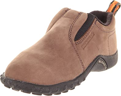 merrell mens jungle moc nubuck waterproof pan