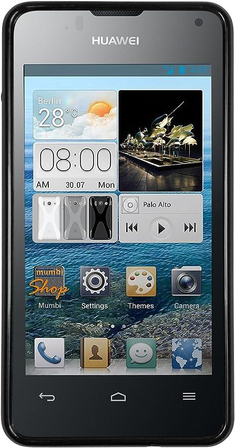 Mumbi Hülle Kompatibel Mit Huawei Ascend Y300 Handy Elektronik