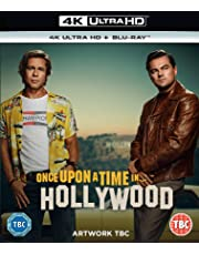 Once Upon a Time in Hollywood 4K] [2019] [Region Free]