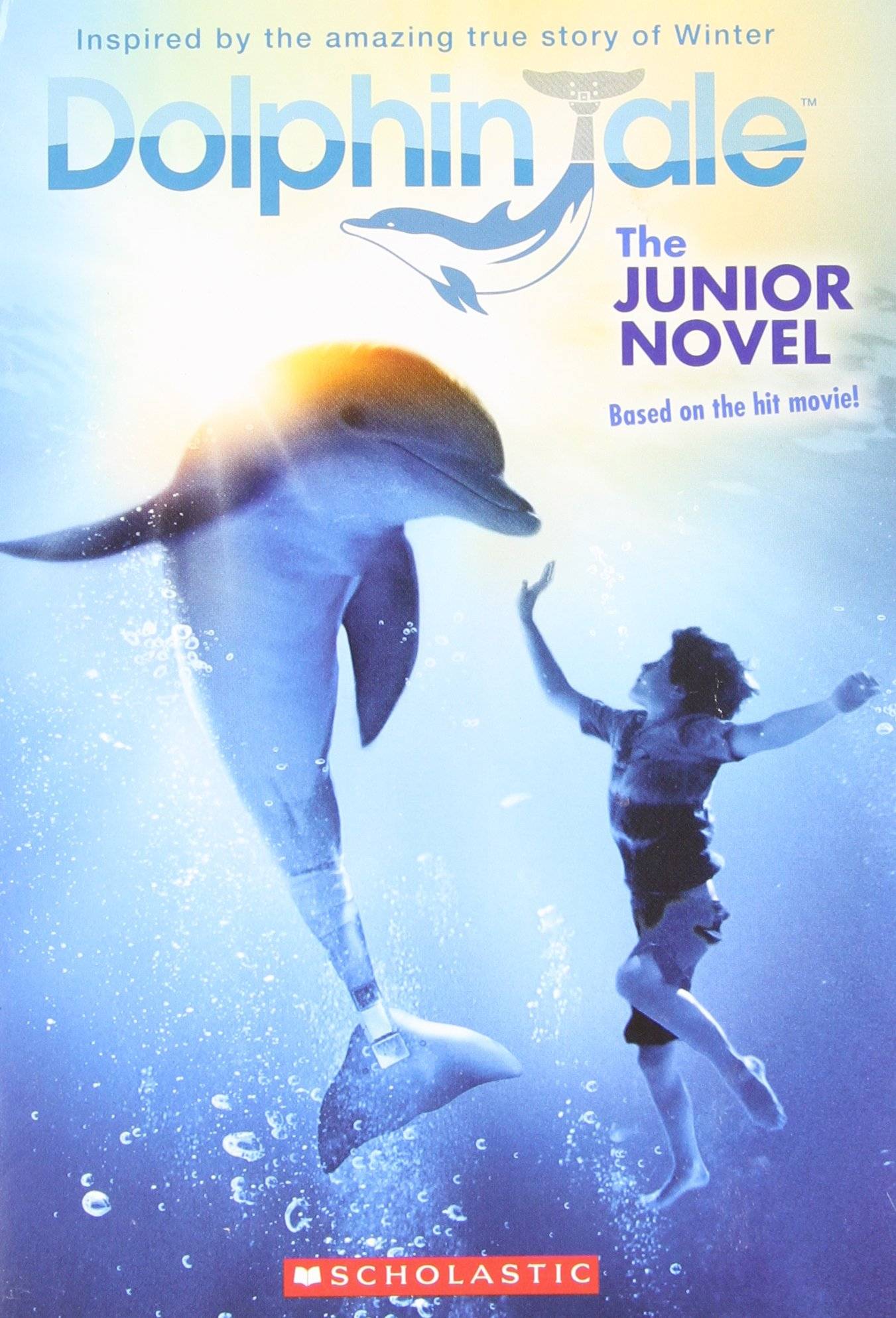 Dolphin Tale: The Junior Novel