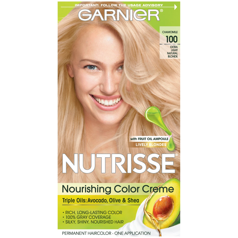 Amazon Garnier Nutrisse Nourishing Hair Color Creme 100 Extra