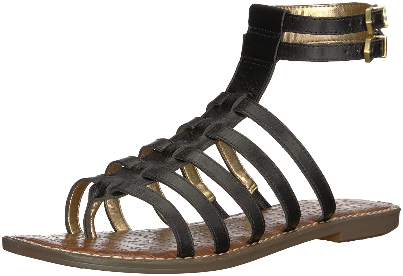Sam Edelman Women's Gilda Flat Sandal Sandal Flat B076NX1P1Y Flats 3d7654