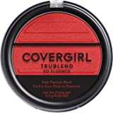 COVERGIRL COVERGIRL Trueblend so Flushed High Pigment Blush & Bronzer, Hot & Frenzy, 0.33 Ounce