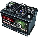 Moll Start Stop EFB 82070 12V 70Ah