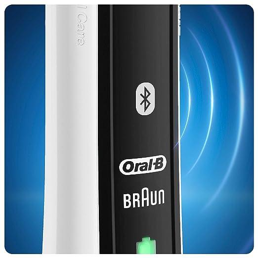 Oral-B Smart 4 4500 Negro Cepillo Eléctrico Braun: Amazon.es: Salud y cuidado personal