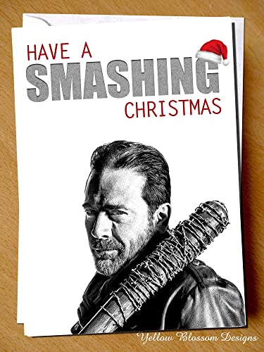 Walking dead funny comical smashing christmas greeting card xmas mum walking dead funny comical smashing christmas greeting card xmas mum dad brother sister friend auntie uncle m4hsunfo