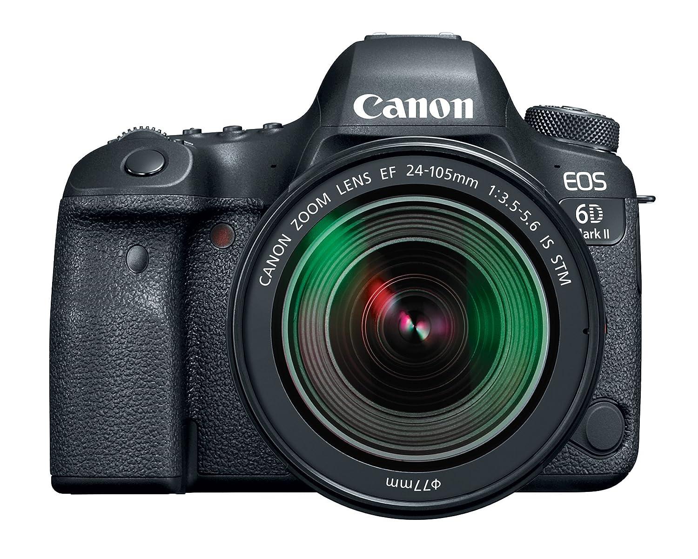 Best Canon EOS 6D Mark II Digital SLR Camera