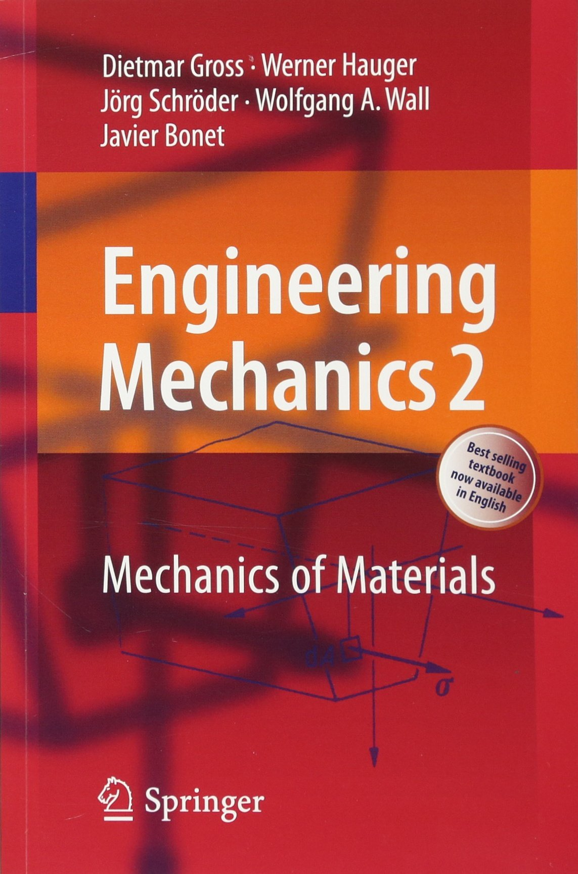 engineering mechanics 2 mechanics of materials tmar gross