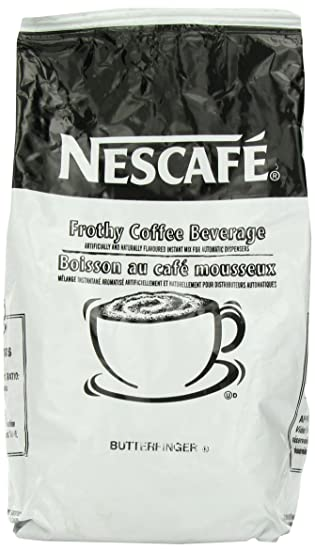 Amazon.com : Nescafe Coffee, French Vanilla Cappuccino Mix, 32 Ounce Bag : Instant Coffee : Grocery & Gourmet Food