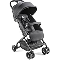 Mind The Kids PST170101 - Silla de paseo compacta y ultraligera, color negro