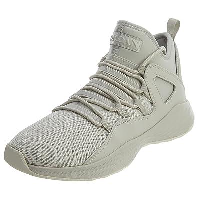 7cb1992263a6c8 Jordan Nike Mens Formula 23 Light Bone-Sail Leather Size 9.5