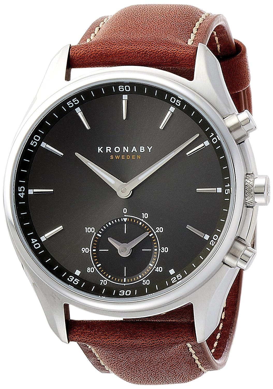 [クロナビー]KRONABY 最高品質コネクトウォッチ セーケル スマホ連動 A1000-1905 【正規輸入品】 B073TZ1HCY