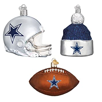 dallas cowboys christmas ornaments 3