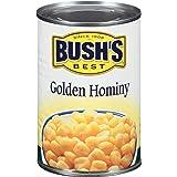 Bush's Best Baked Beans, Golden Hominy, 15.5oz (Pack - 12)