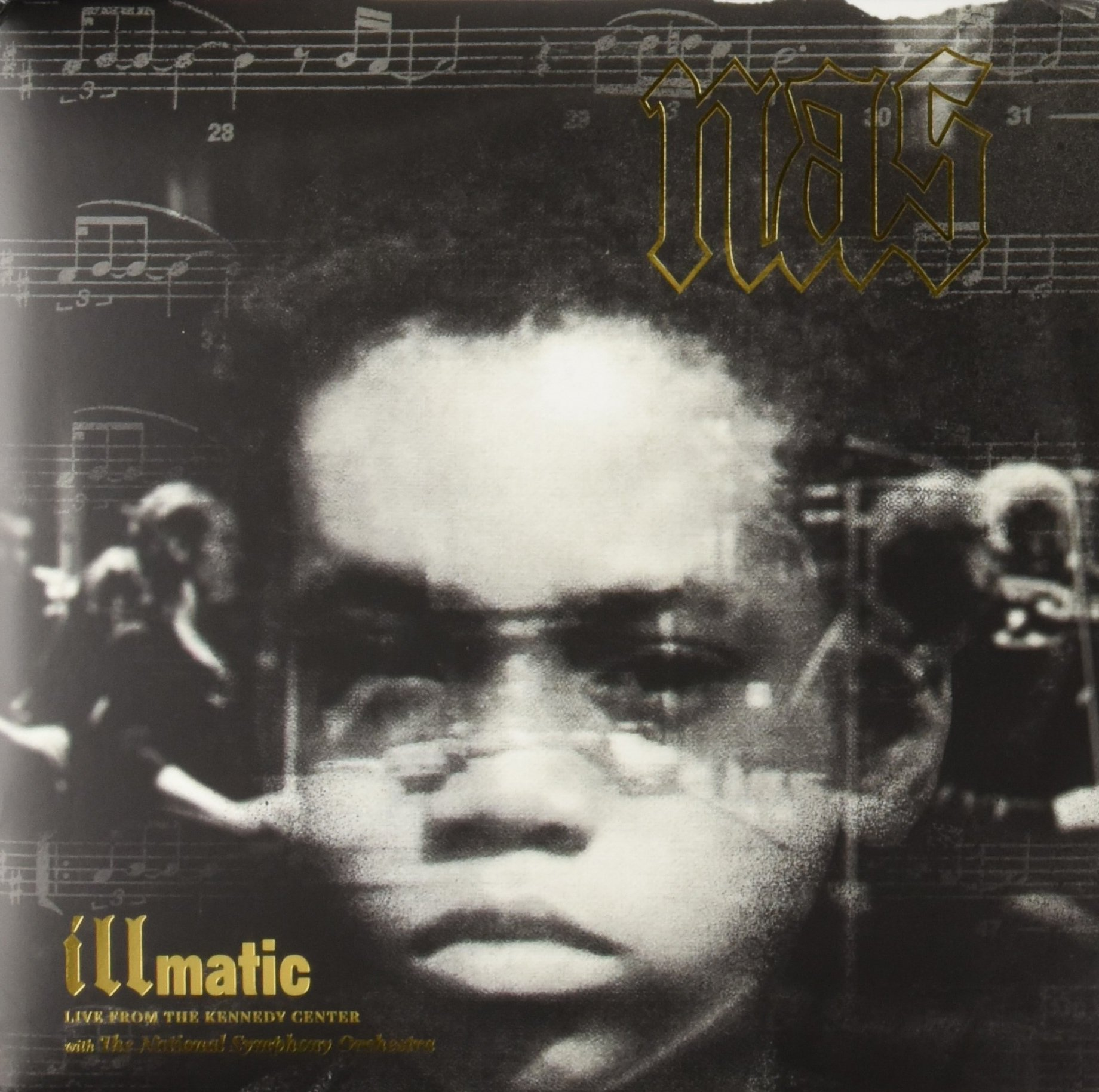 illmatic: Live From The Kennedy Center by MASS APPEAL RECORDS