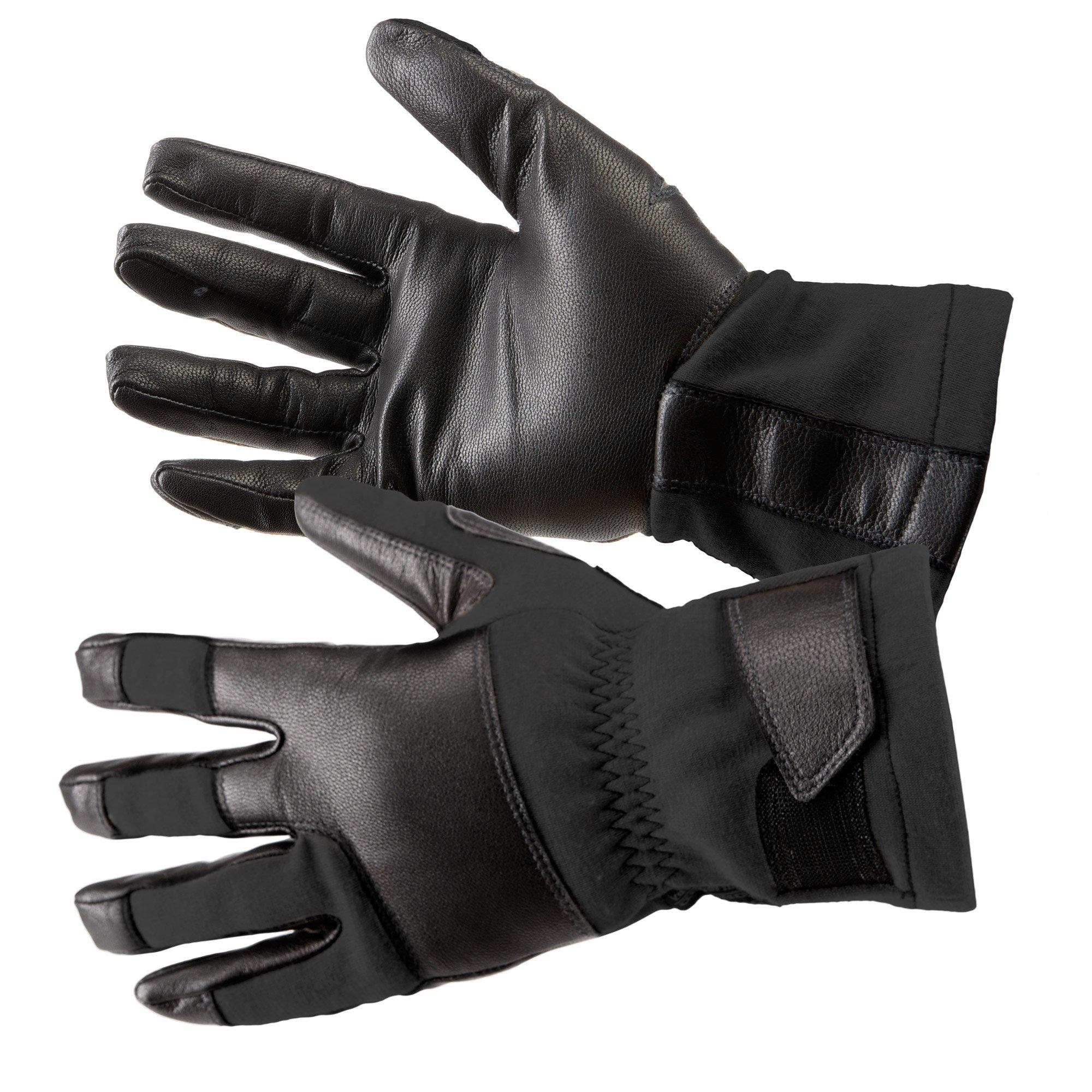 5.11 59361-019-S 269964-5.11 59361 Tac Nfoe2 Flight Glove, black, Small
