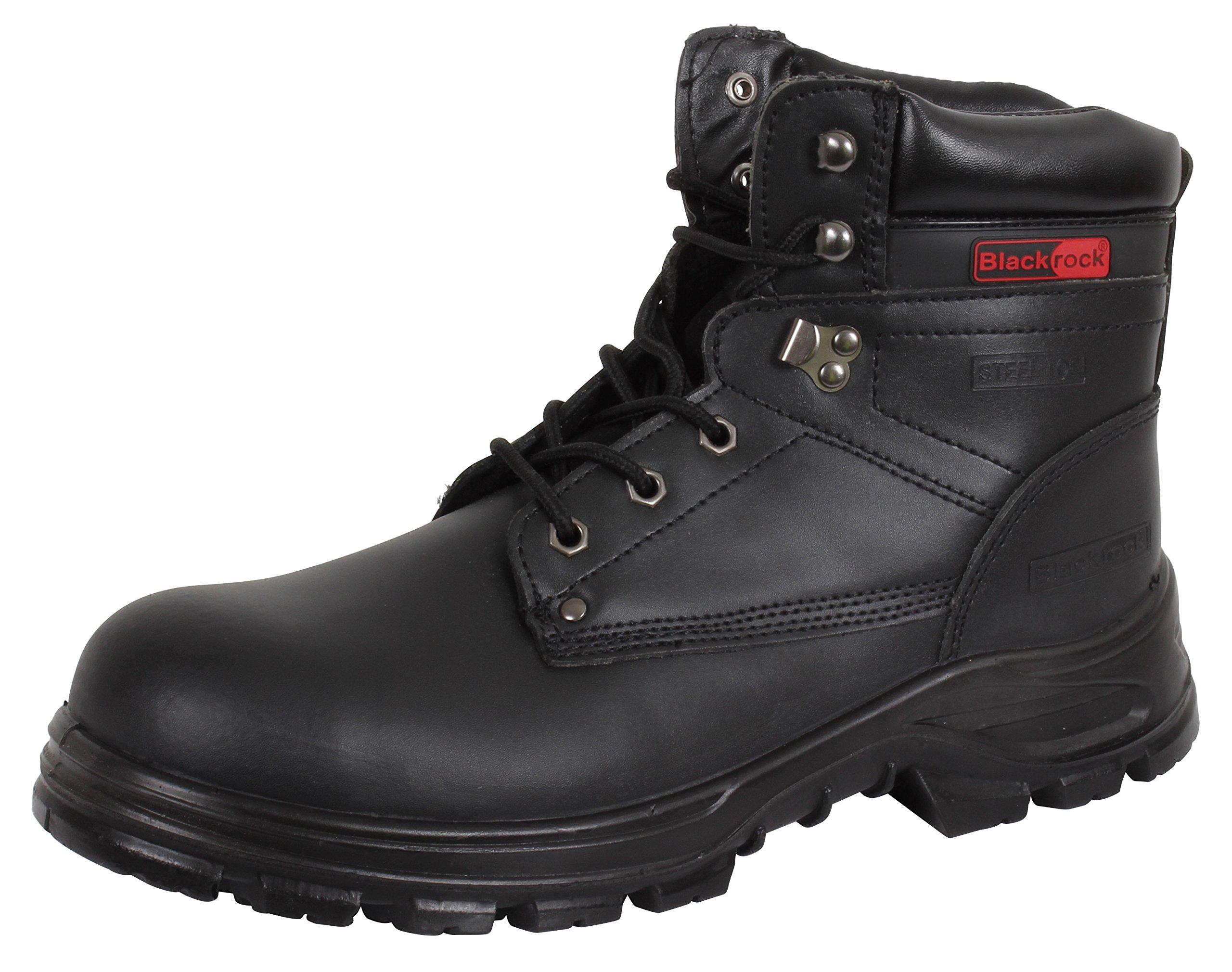 Blackrock Sf08, Calzado de protección Unisex, Negro, 43 EU (9 UK)