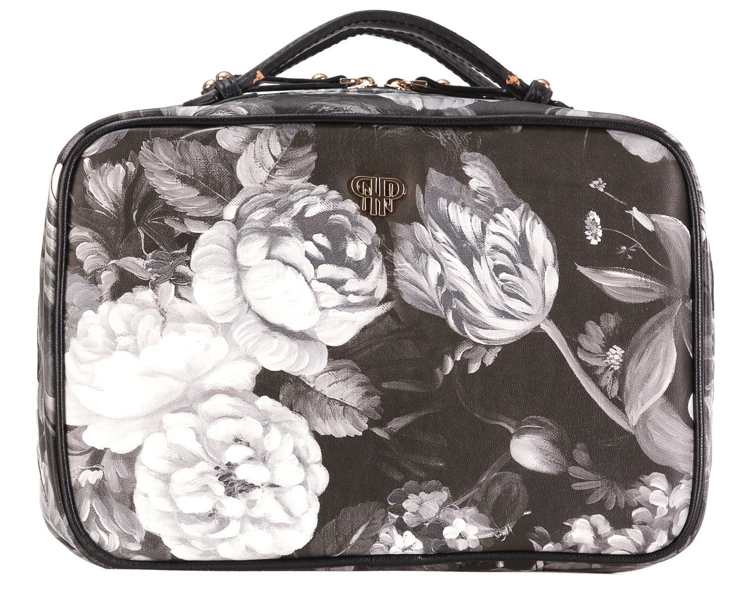 PurseN Signature Collection Prima Elite Jewelry Case (Painted Bloom) by PurseN