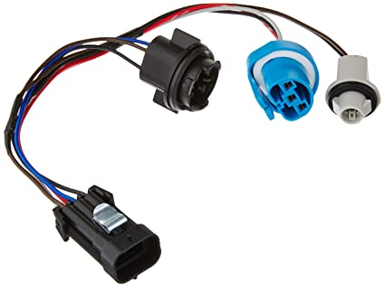 amazon com dorman 645 205 pigtail connector headlight automotive rh amazon com 99 Chevy VSS Wiring Harness 57 Chevy Wiring Harness