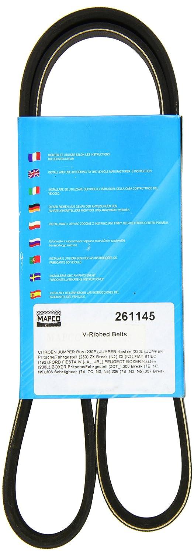 TOPRAN 114 389 Clip modanatura di protezione