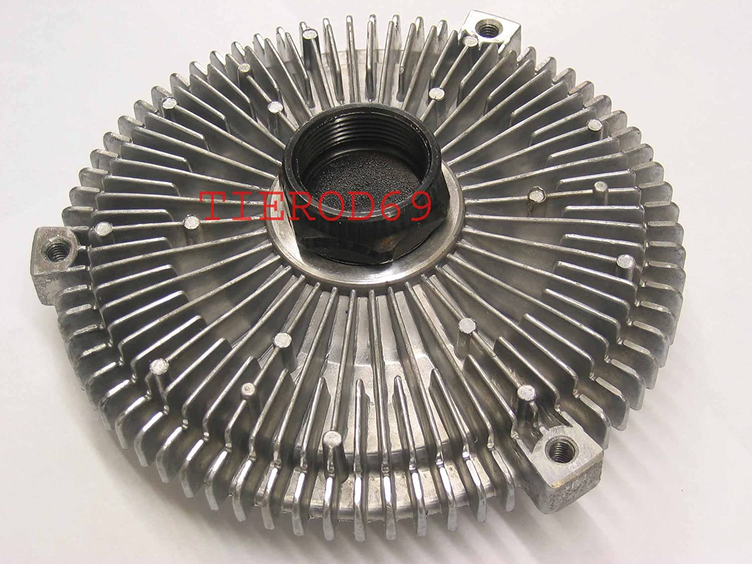 Topran 400/ 605/ Clutch Radiator Fan