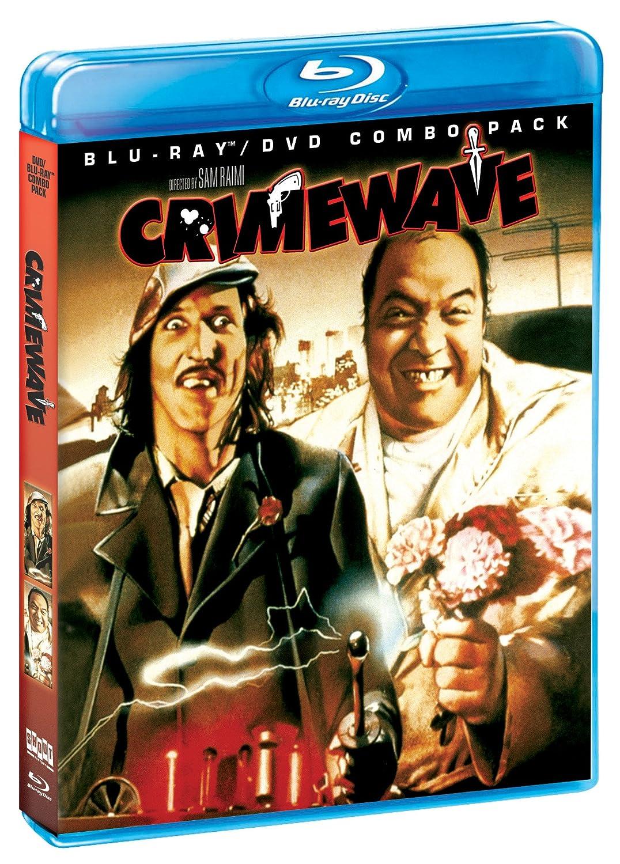 Crimewave (2 Blu-Ray) [Edizione: Stati Uniti] [Reino Unido] [Blu-ray]